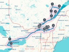 Kayak Camping Trips Road Trip Quebec Ontario Canada Montreal Toronto Niagara - Road trip au Canada d Funny Camping Signs, Camping Humor, Camping Photo, Kayak Camping, Outdoor Camping, Canada Toronto, Quebec Montreal, Voyage Canada, Charlevoix