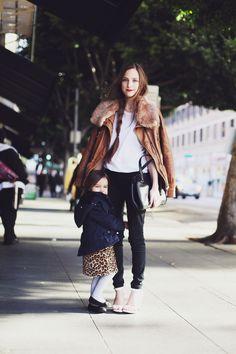 what-do-i-wear:      jacket: borrowed from Madi     jeans: Kasil Workshop     shoes: vintage     bag: vintage     necklace: vintage (similar) (image: outofabook)