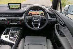 #Audi Q7 3.0 TDi Quattro S line Review 2016 http://www.wintonsworld.com/17530-2/