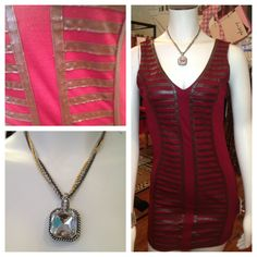 maroon dress $46.50