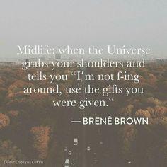 Brené Brown - Midlife