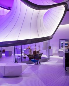 Gallery of Mathematics: The Winton Gallery / Zaha Hadid Architects - 7