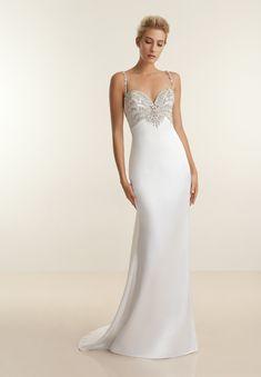 Demetrios Platinum DP294 - Wedding Dress Expert