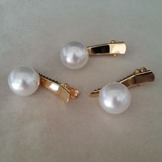 Pearl Earrings, Pearls, Jewelry, Fashion, Moda, Pearl Studs, Jewels, Fashion Styles, Schmuck