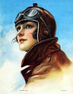 The Sky Pilot, by M. Emma Musselman, ca. 1918