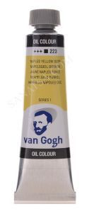 Talens Van Gogh Yağlı Boya 40 ml. 223 Naples Yellow Deep