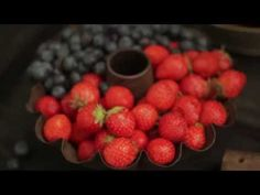 Jotain maukasta: Elämä yhtä kvinoaa - My life with quinoa Raspberry, Strawberry, Fine Dining, Food Videos, Quinoa, Tiramisu, Fruit, Strawberry Fruit, Raspberries