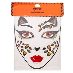 Leopard Face Tattoos