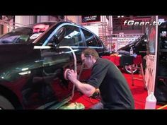 Swissvax demonstration at the Autosport Show 2011 Technical Video, Toyota Hilux, Youtube, Youtubers, Youtube Movies