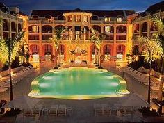 Santa Clara hotel in Cartagena de India's, Colombia ..one of a kind! I highly recommend it!