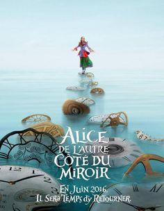 Johnny Depp de retour dans le film « Alice de l'autre côté du miroir »