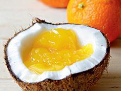 Orangen-Kürbis-Kokos-Marmelade
