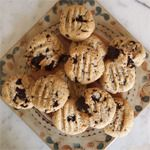 The Intolerant Gourmet - Latest - Peanut Butter and Chocolate Cookies (Gluten Free, Vegan, Dairy Free, Egg Free) Gluten Free Treats, Gluten Free Baking, Vegan Gluten Free, Dairy Free, Gourmet Cookies, Paleo Cookies, Gluten Free Cookies, Allergy Free Recipes, Baking Recipes