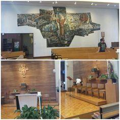 Franciscan Chapel Center, Roppongi - 도쿄 중심부 영어미사 드릴 수 있는곳. 한인성당이 있다고는 하나 위치가 가기 쉬운 곳이 아니라 여기만 3번 갔음