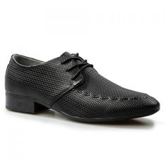 $30.95 Fashionable Solid Color and Lace-Up Design Formal Shoes For Men