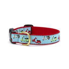 Scooter Dog Collar and Lead by Up Country - Spark Living - online boutique for unique home decor, gifts and accessories $18.00
