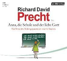 keine Abbildung vorhanden David Precht, Anna, Baseball Cards, Education System, Gods Love, Politics, Reading, School