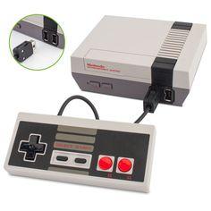 2 PCS/1PCS Game Controller Gamepad For Nintendo NES Mini Classic Edition Console #UnbrandedGeneric