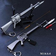 Novelty & Special Use Costume Props Mk14 Game Playerunknowns Battlegrounds 3d Keychain Pubg Keyring Saucepan Pendant Funny Kids Toy Gun Accessories 100% Original