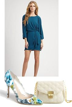 """""""Elizabeth And James Dress Outfit"""" by tanyfashionista on Polyvore"""