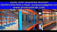 Jual Racking Gudang Murah | Call. 081293529333