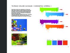 Color Scheme for Spring. Hue Color, Portfolio Design, Color Schemes, My Design, College, Branding, Spring, Portfolio Design Layouts, R Color Palette