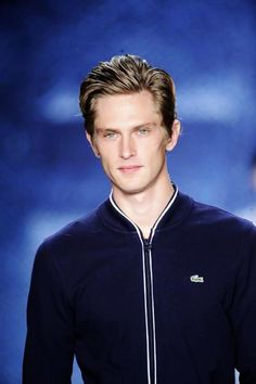 Mathias Lauridsen   Lacoste Spring/Summer Ready-to-wear 2010