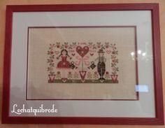 """""""L'arbre aux cœurs"""" de Tralala pour mes 20 ans de mariage."""