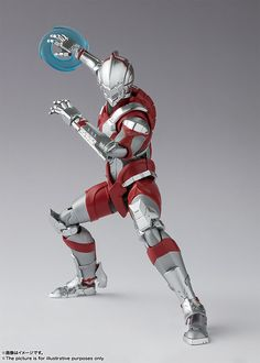 S.H.Figuarts Ultraman Dada Action Figure Bandai FROM JAPAN