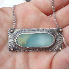 on opal pond necklace