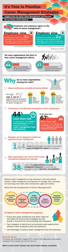 Infographic #3: 2013 Talent Management and Rewards Study — North America