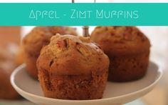 Apfel – Zimt – Muffins