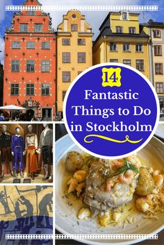 Planning a trip to Stockholm, Sweden? This city guide has 14 fantastic things to do in Stockholm, as well as Stockholm travel and transportation tips.