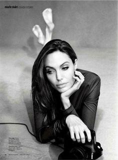 Angelina Jolie by Alexei Hay