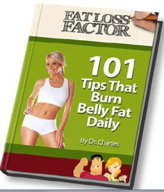 101 tips that burn belly fat daily, free e-book! Easy Weight Loss, Healthy Weight Loss, Losing Weight, Reduce Weight, How To Lose Weight Fast, Lose Fat, Burn Belly Fat, Get Healthy, Healthy Habits