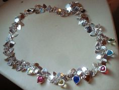 Part of my Bridal Collection...for more information Taralena's Jewels on facebook and twitter!