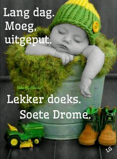 Color By Melissa Goeie Nag, Sleep Tight, Afrikaans, Cute Quotes, Positive Thoughts, Color Splash, Color Mixing, Qoutes, Crochet Hats
