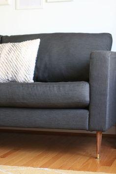 11 best ikea karlstad sofa hacks images ikea couch ikea sofa rh pinterest com IKEA Hack Sideboard ikea hacks sofa legs
