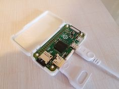 Update 2: The GPIO version is here. To fix the Pi Zero you'll need 4 x M2.6 screws that are 15mm long. Update: The camera version is here! It hold both your Pi Zero and Camera together in a small box. It comes in 2 sub-versions. First one doesn't use any screw, but you may need some extra help to secure the Pi Zero in the position it suppose to be. In my case I use 2 rubber bands. The second one use 4 x M2.6 screws which are 12mm long. My first Raspberry Pi Zero case. Support the new ...