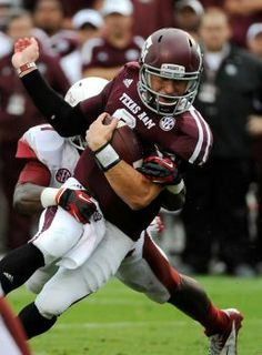 """The Chronicles: """"Hashtags for a Manziel Heisman? That's #innovative (Randy Harvey)"""" - In Johnny Manziel's Heisman year, twitter was a substantial marketing tool. We all know the term """"Johnny Football"""" effectively created by a Twitter hashtag. This illustrates the effects of a hashtag to create national attention and awareness ultimately paying off for Manziel."""