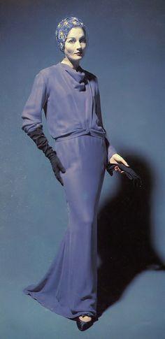 Ensemble called Grand Duchesse, 1957 Photo by Tom Kublin