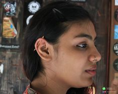 Keep your Style World Alive..! Get Industrial Piercings at Aaryans. its Painless, Safe, Sterile, Gentle, Easy, Hygienic from Most Experienced Body Piercers..! #industrial #piercing #earpiercing #painless #happypiercing #sterile #Hygienic #photooftheday #like #happy #picooftheday #Aaryans #ahmedabad #Gujarat #India #BodyPiercingIndia #Since2010 Call/Whatsapp: Bodakdev: 9099801171 Chandkheda: 7878601172 Body Piercing, Ear Piercings, Industrial Piercings, Creative Tattoos, Ahmedabad, Your Style, Pearl Earrings, India, Happy