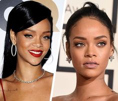 Rihanna Beleza Look