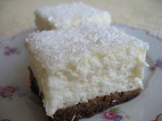 Home - Domaci Recept Baking Recipes, Cake Recipes, Dessert Recipes, Albanian Recipes, Torte Recipe, Kolaci I Torte, Biscuit Cookies, No Bake Cake, Vanilla Cake