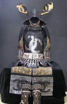 Chanel Samurai Armour