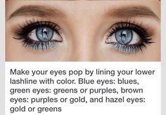 How To Make Your Eyes Look Bigger & Brighter!