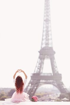 Pink Paris! » Claudia Fagadar