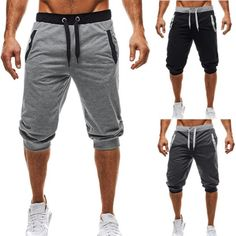 Men's Clothing Zogaa 2019 New Mans Casual Shorts Pocket Cargo Shorts Knee Length Casual Baggy Shorts Plaid Pockets Cargo Shorts Terrific Value