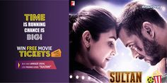 Few Hours left! Hurry up. Grab your free tickets  http://bit.ly/AD-Sultan #StayAmazed #AmazingDeal #AmazeDeal