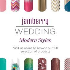 Jamberry Wedding Shop at https://brandymartin.jamberry.com/us/en/